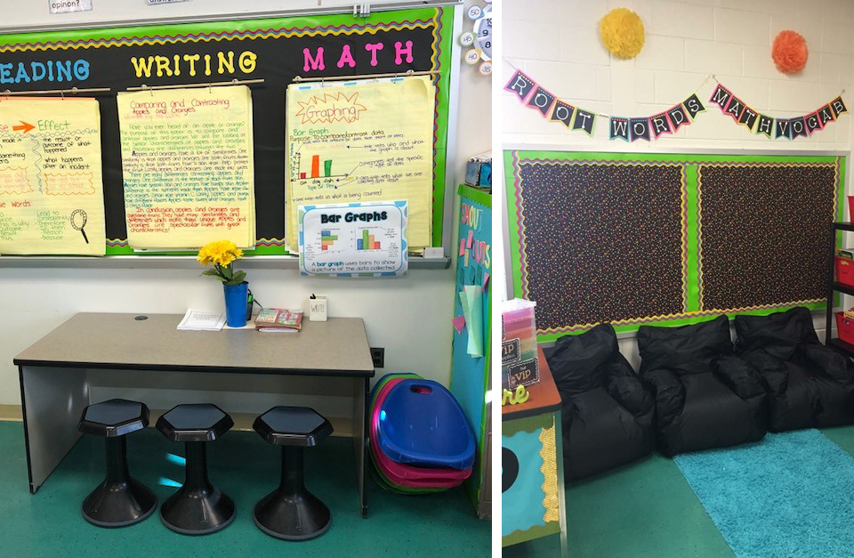 Flexible Seating Has Re Vamped My Classroom Akj Education